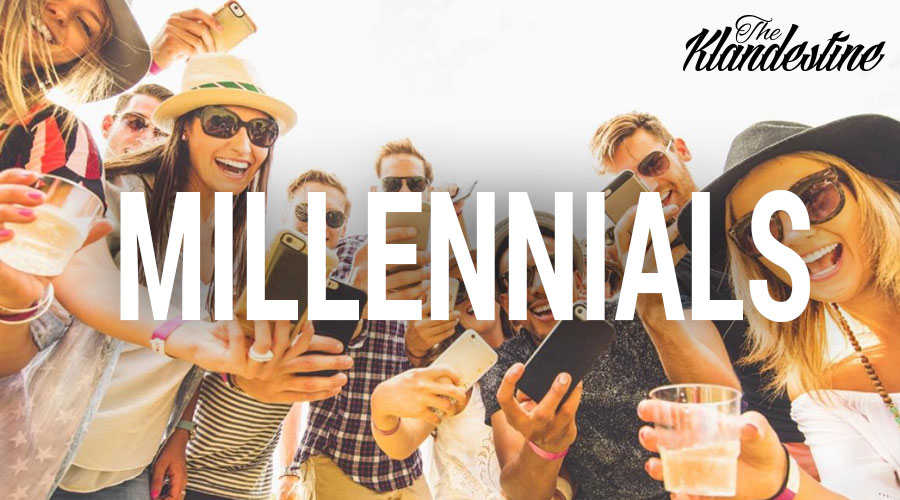 Camisetas Para Millennials   Moda Hombre - The Klandestine