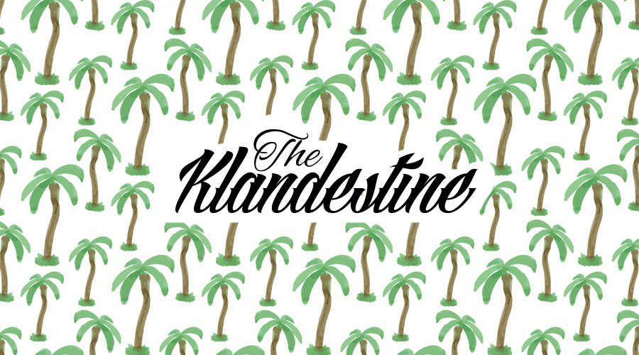 Camisetas Con Palmeras | Moda Hombre - The Klandestine
